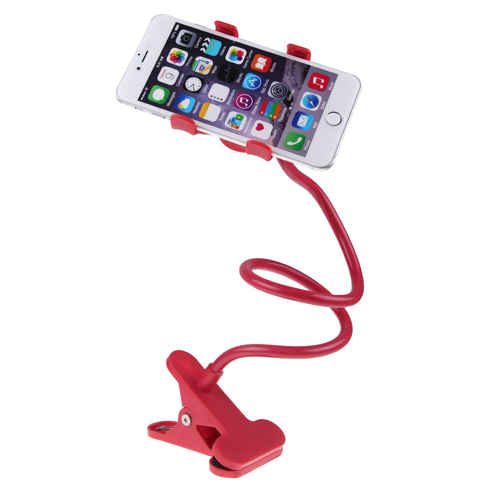 Lazy Desktop Bed Car Stand Mount Clip Holder For Cell Phone iPhone ...