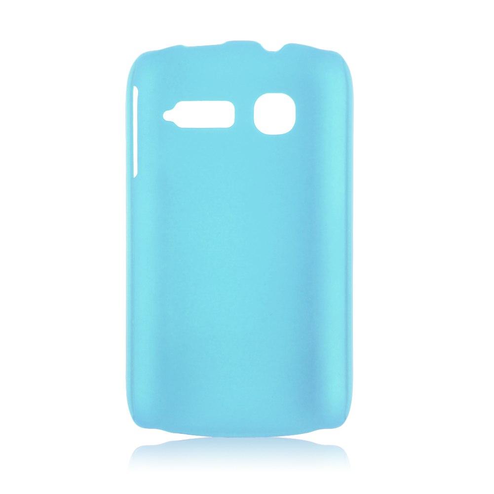 Fr ALCATEL OneTouch Pop C1 OT-4015 Hard Rubberized Matte Plastic Case Slim Cover