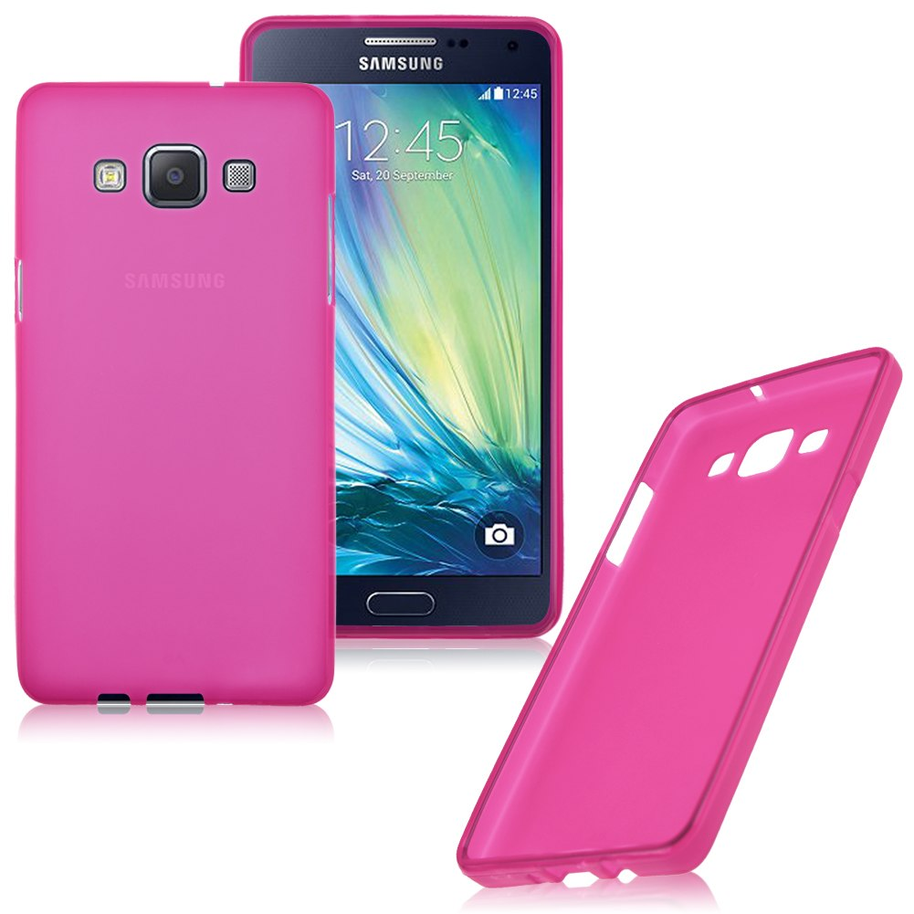 doux tpu housse etui coque silicone gel fine case pour samsung galaxy a3 a5 a7 ebay. Black Bedroom Furniture Sets. Home Design Ideas