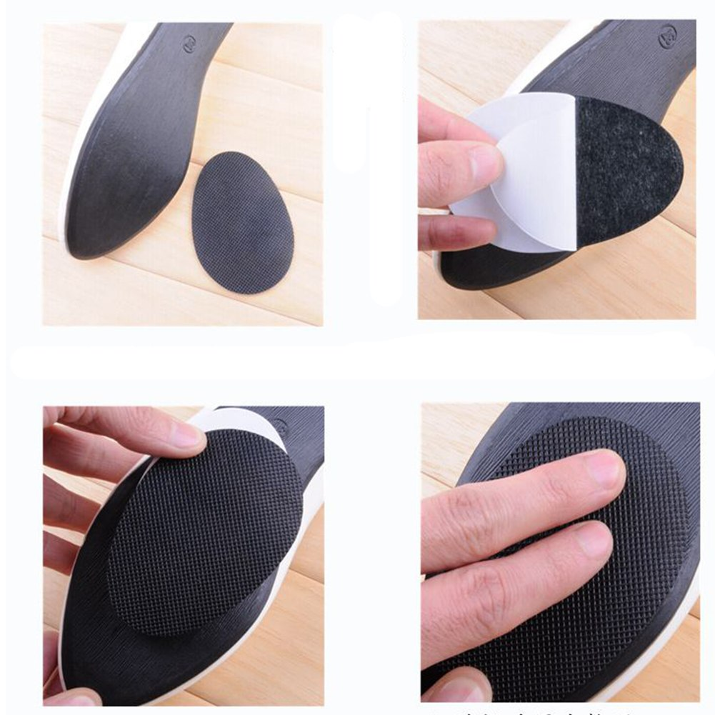 10pcs shoes heel sole grip protector anti slip pads non