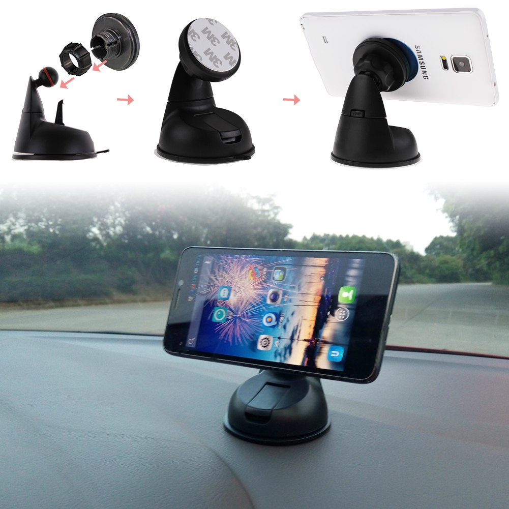 Premium Universal Car Mobile Phone GPS Magnet Suction