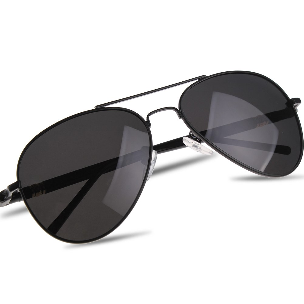 New Mens Retro Classic Polarized Lens Glasses Aviator Driving Sunglasses Eyewear
