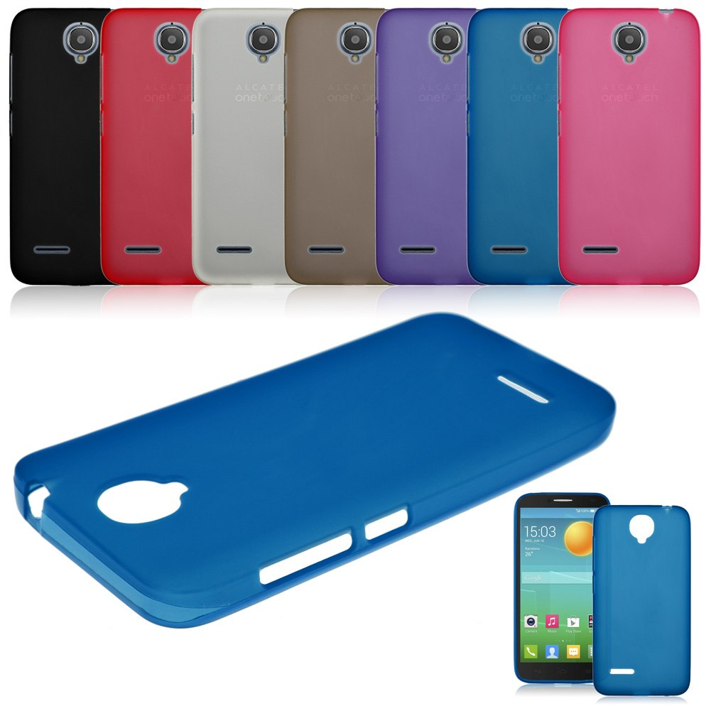 how to open alcatel one touch back cover