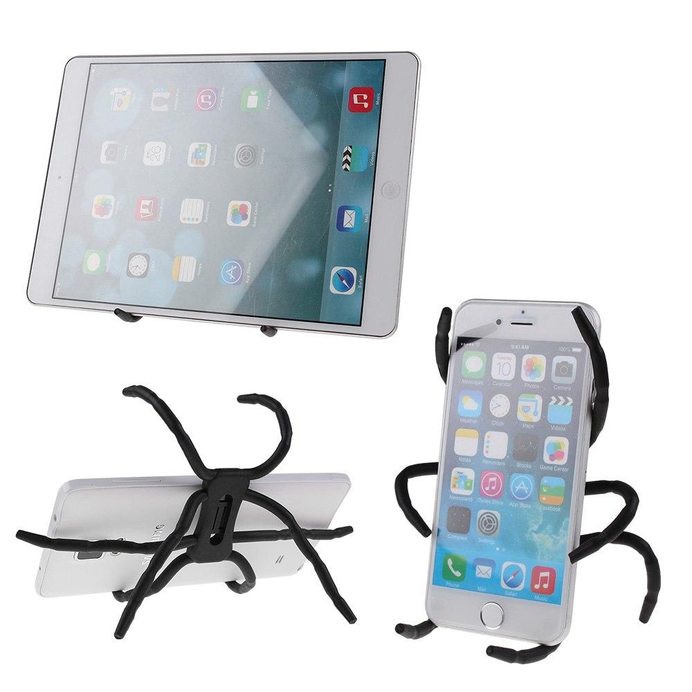 flexible araign e support voiture v lo bureau mount. Black Bedroom Furniture Sets. Home Design Ideas