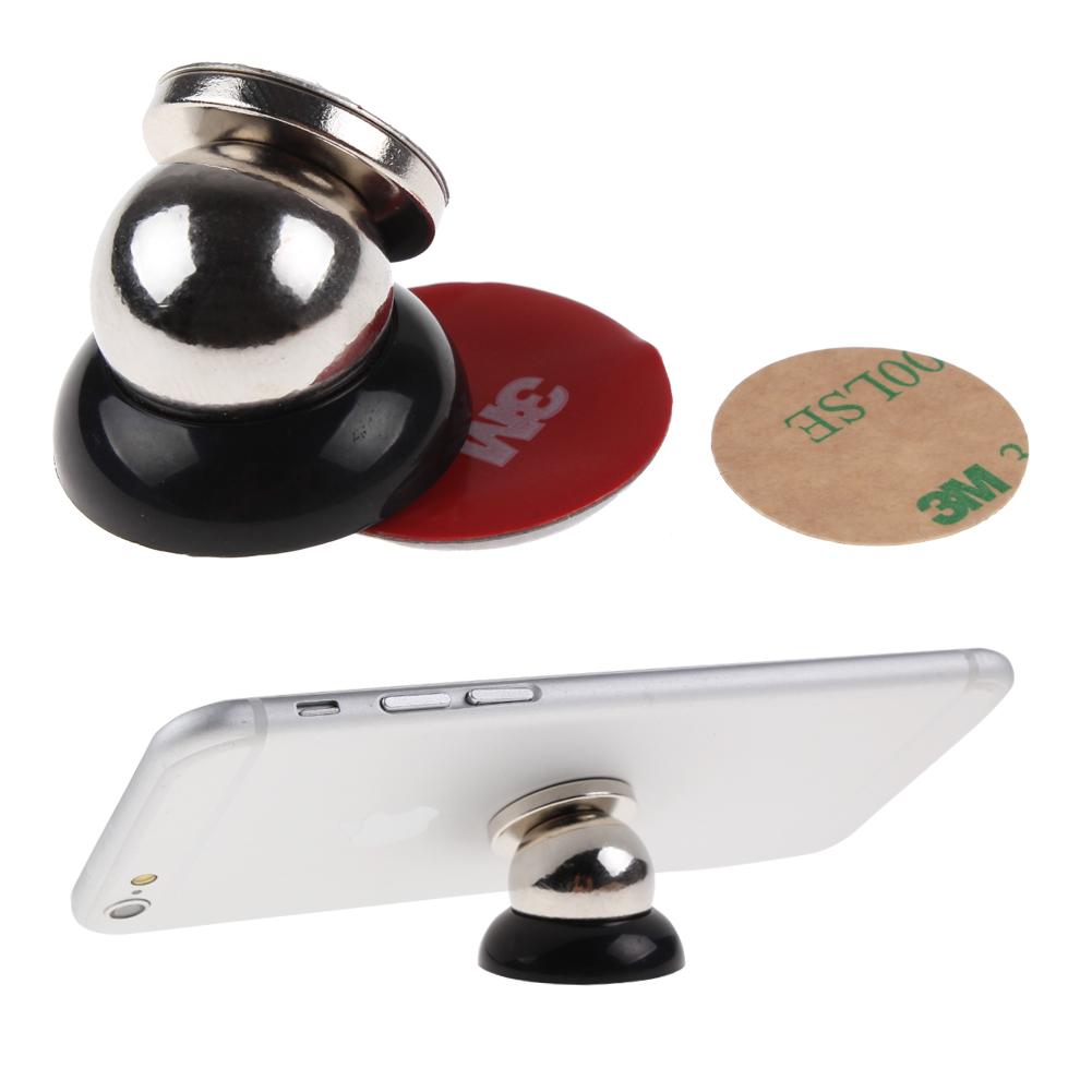 new magnetic magnet car mount holder for universal mobile phone gps accessories ebay. Black Bedroom Furniture Sets. Home Design Ideas