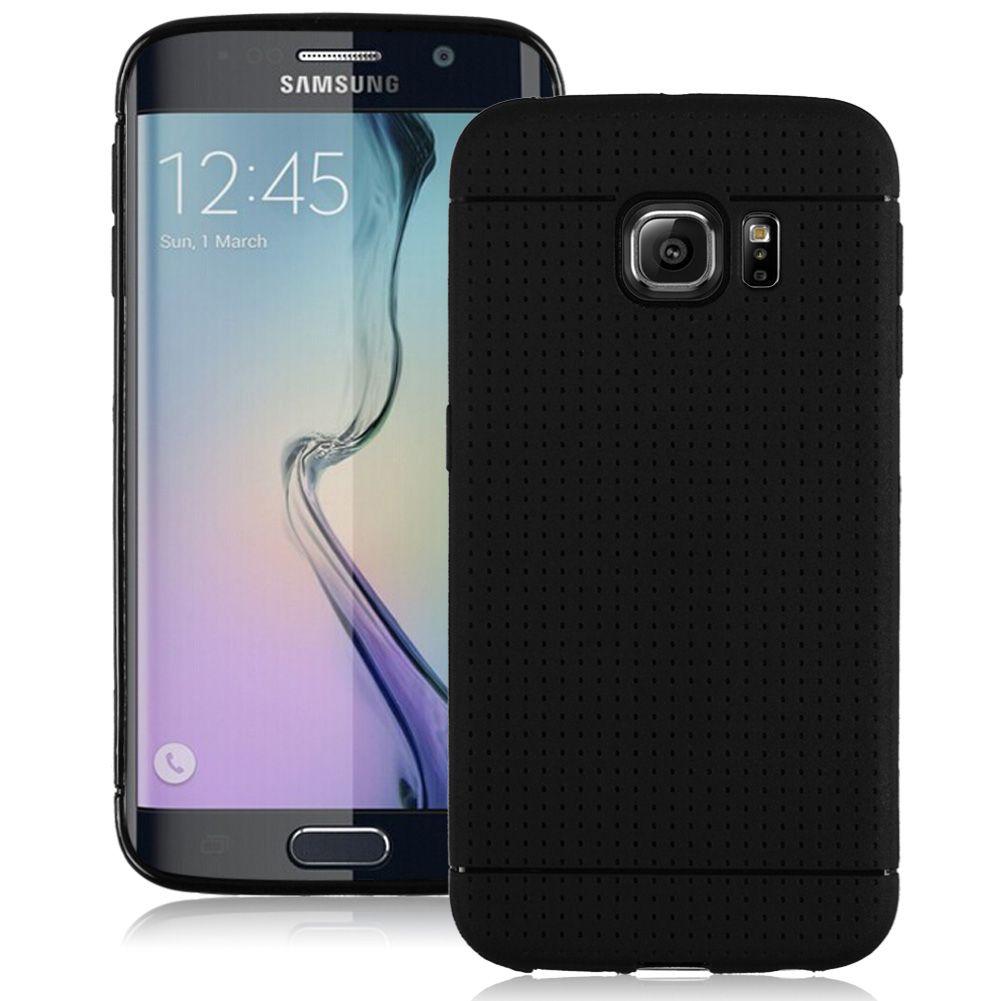 Flex Protective TPU Silicone Case Cover For Samsung Galaxy S6 Edge G925 G925F
