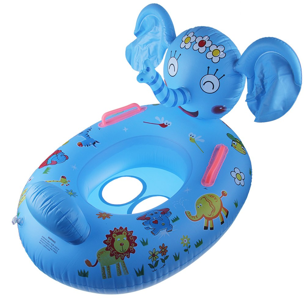 Kids Baby Cartoon Designs Swimming Inflatable Aid Trainer Float ...