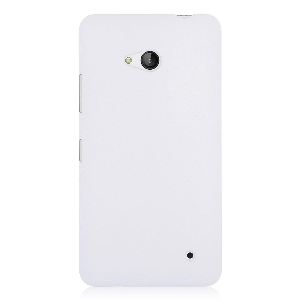 Hard Rubberized Plastic PC Case Cover For Microsoft Nokia Lumia 640 LTE/Dual SIM