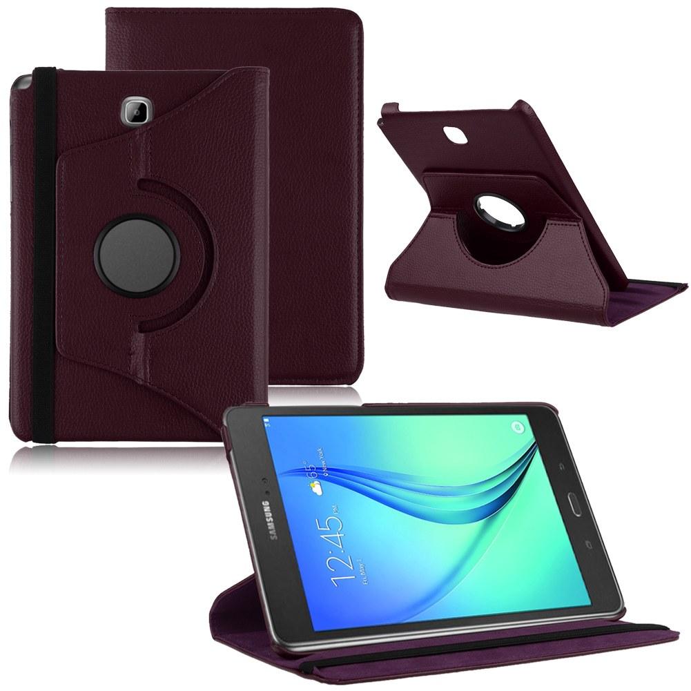 360 rotating flip pu leather smart case cover stand for. Black Bedroom Furniture Sets. Home Design Ideas