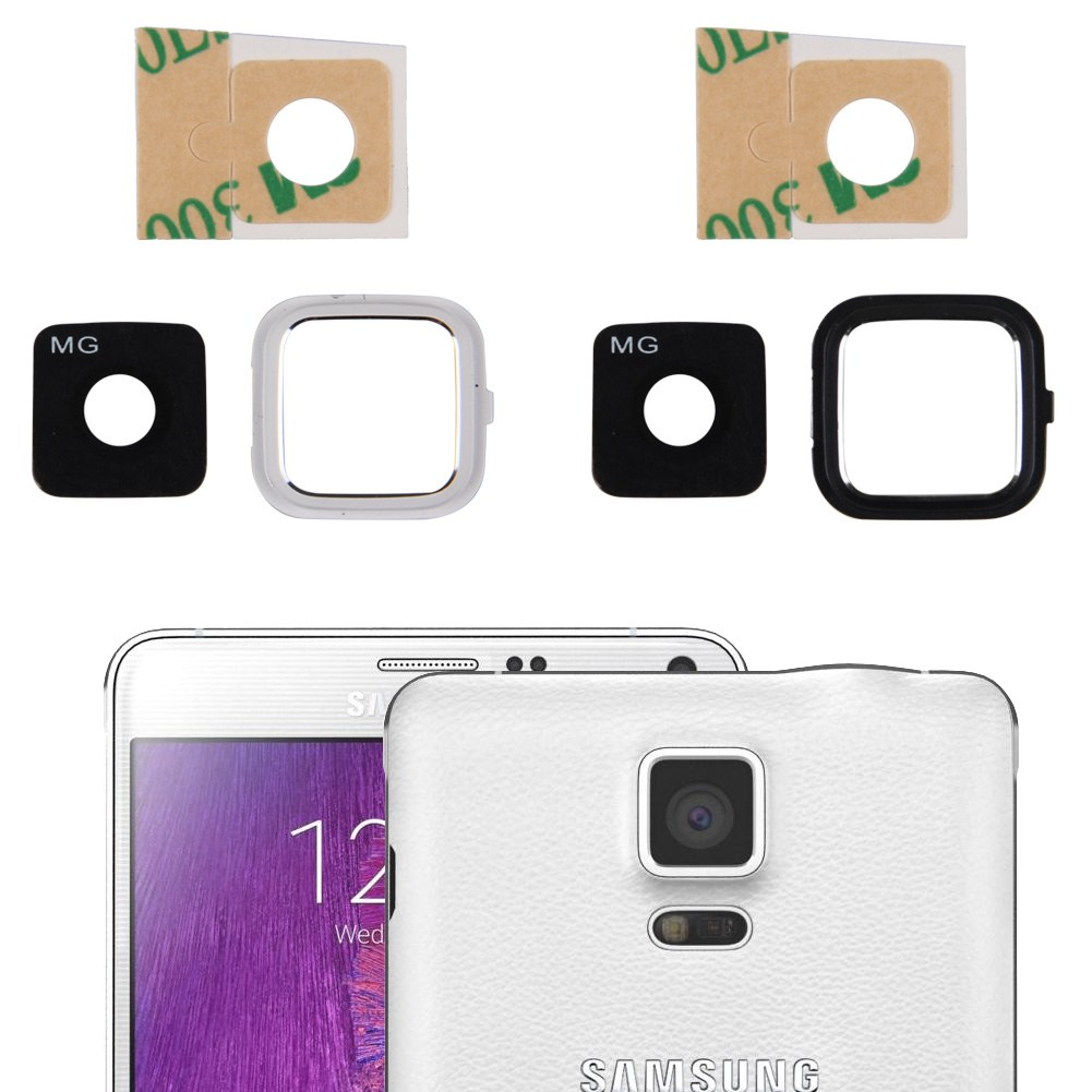 Replacement Camera Frame Glass Lens Cover For Samsung Galaxy S3 S4 ...