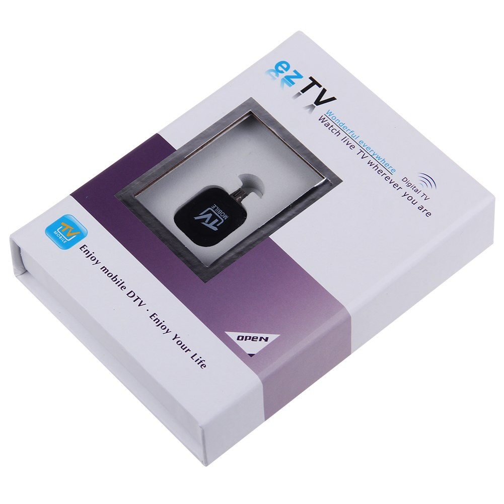 mini dvb t isdb t hdtv smartphone tv tuner receiver android tablet stick dongle. Black Bedroom Furniture Sets. Home Design Ideas