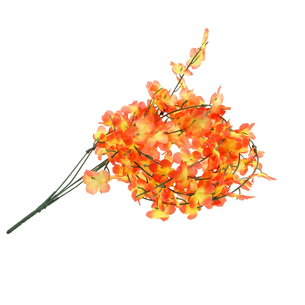 Artificial Fake Silk Flower Ivy Vine Hanging Garland Plants Wedding Home Decor
