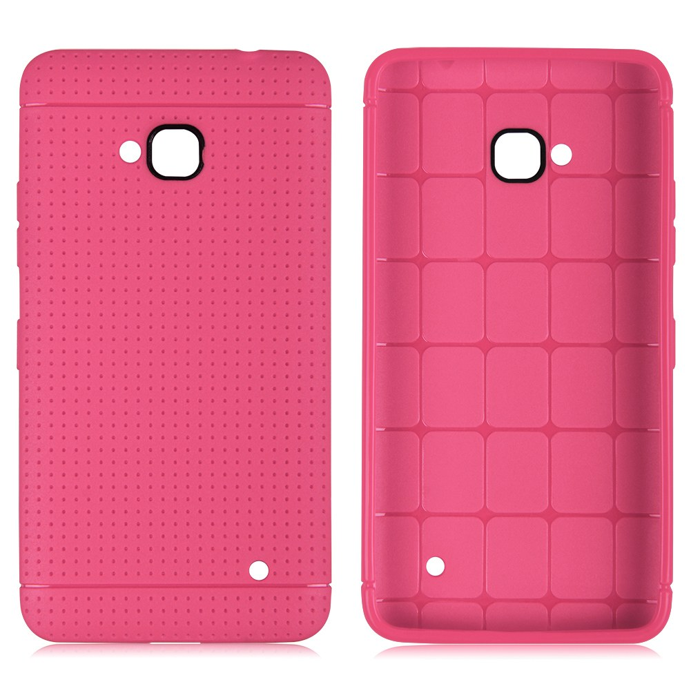 Soft TPU Silicone Rubber Case Cover for Nokia Microsoft Lumia 640 LTE / Dual SIM
