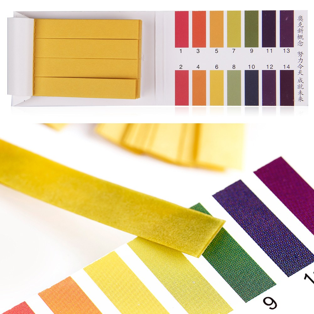 where to buy ph paper Freshgadgetz pack of 400 litmus paper test 1-14 full range indicator, ph testing strips what do customers buy after viewing this item.
