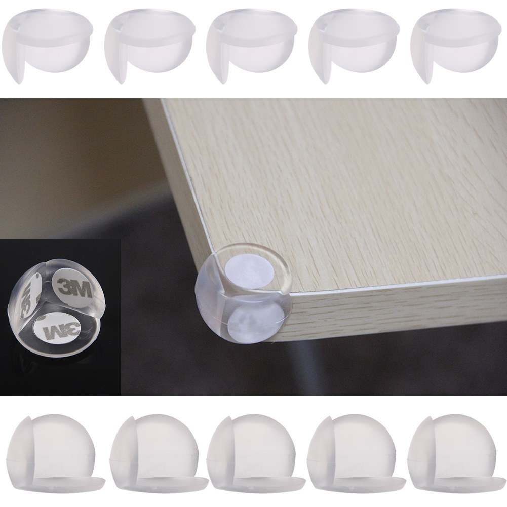 10x child baby corner edge furniture protectors safety for Furniture guard