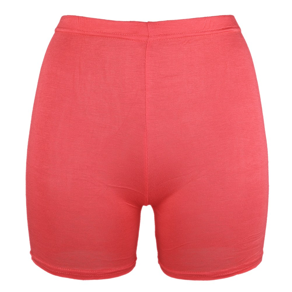Casual Stretch Cotton Spandex Short Mini Shorts Underwear