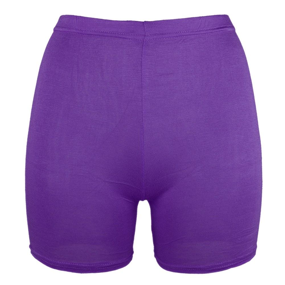 Casual Stretch Cotton Spandex Short Mini Shorts Underwear