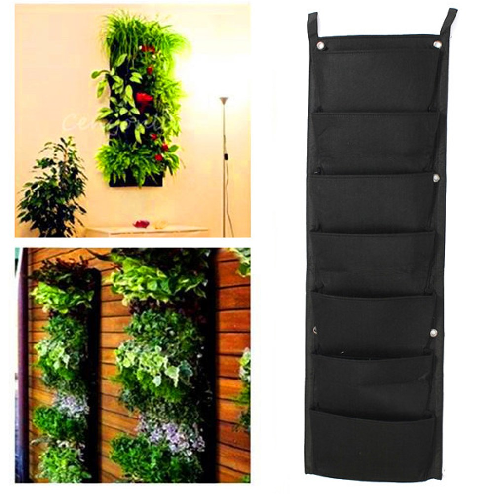 Indoor Vertical Wall Garden Car Interior Design