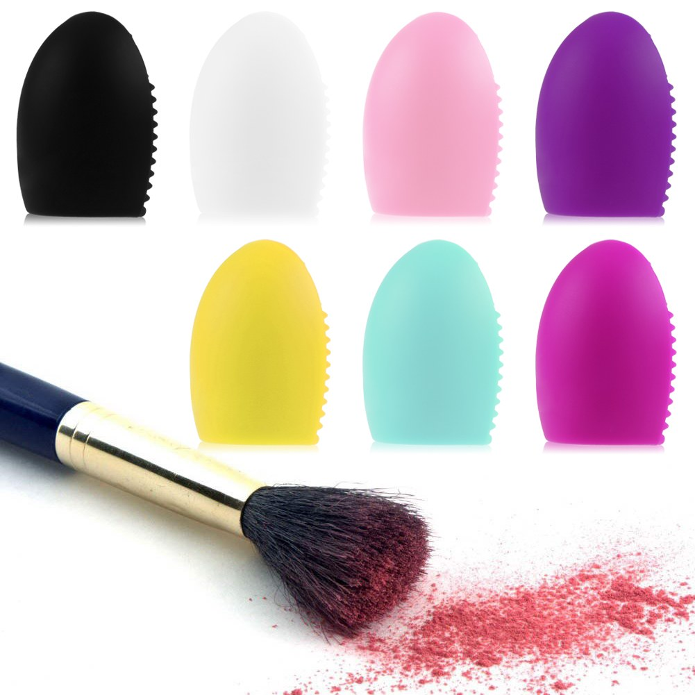 how to clean makeup brushes with mac cleaner