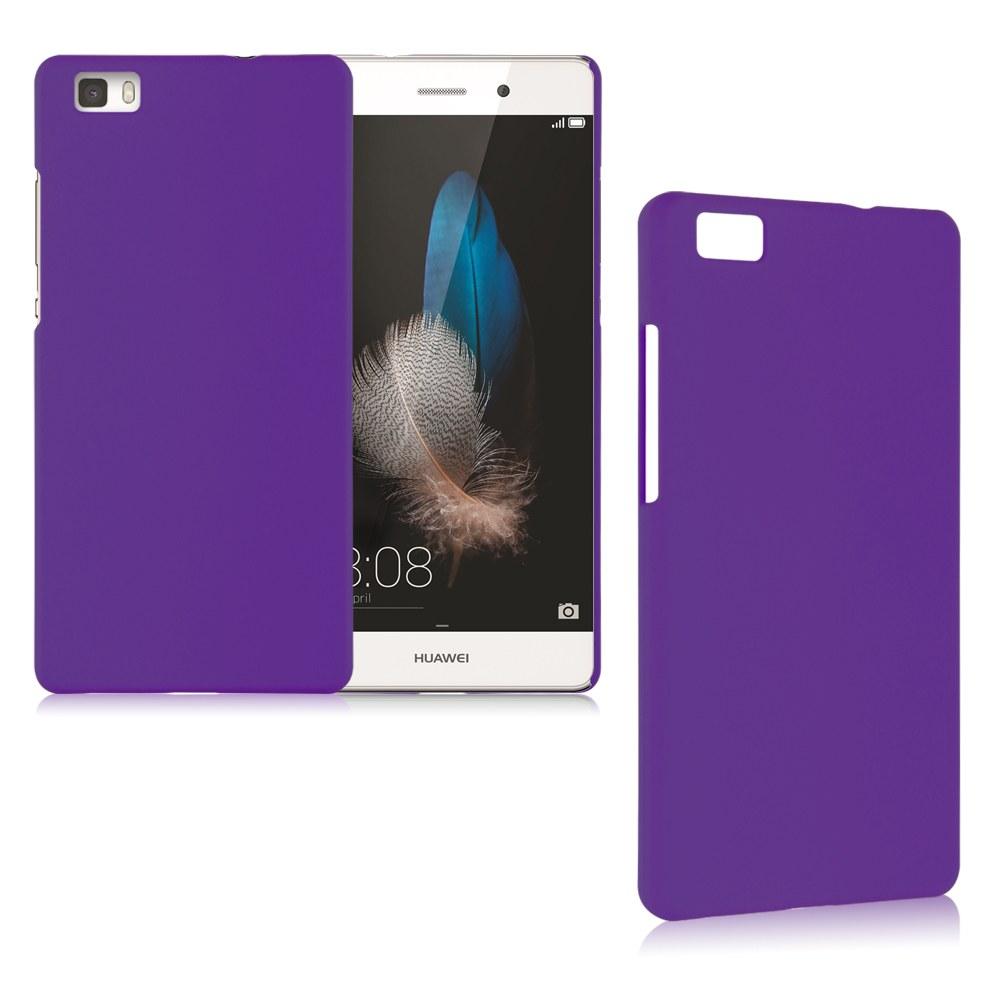 Matte Slim Hard Plastic Snap On Back Case Cover Skin For Huawei Ascend P8 Lite