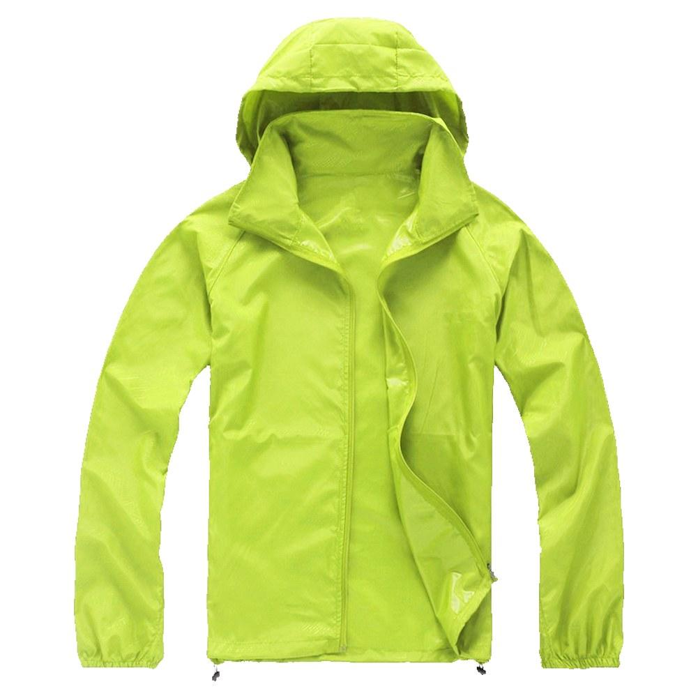 Men Women Windproof Waterproof Jacket Bike Bicycle Outdoor Sports ...