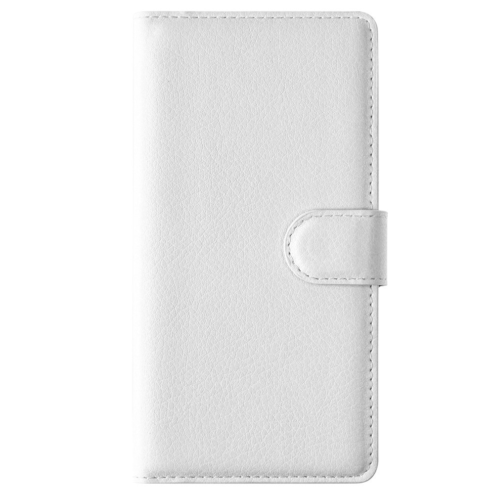 Luxury Leather Wallet Case Flip Cover Card Pouch For Huawei Ascend P8 / P8 LITE