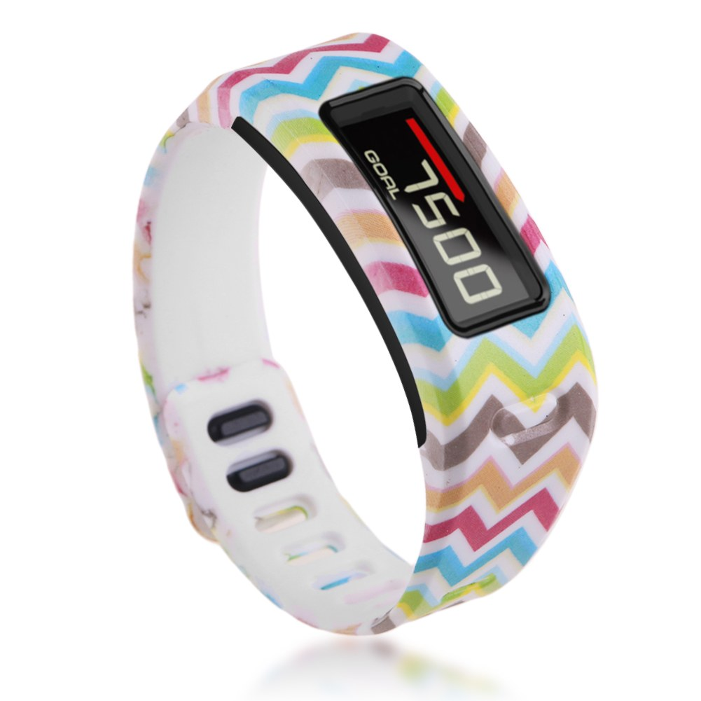 Rubber Tpu Replacement Wristband Strap Band For Garmin
