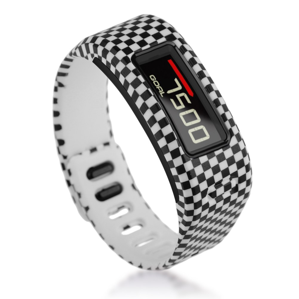 Rubber TPU Replacement Wristband Strap Band For Garmin ...