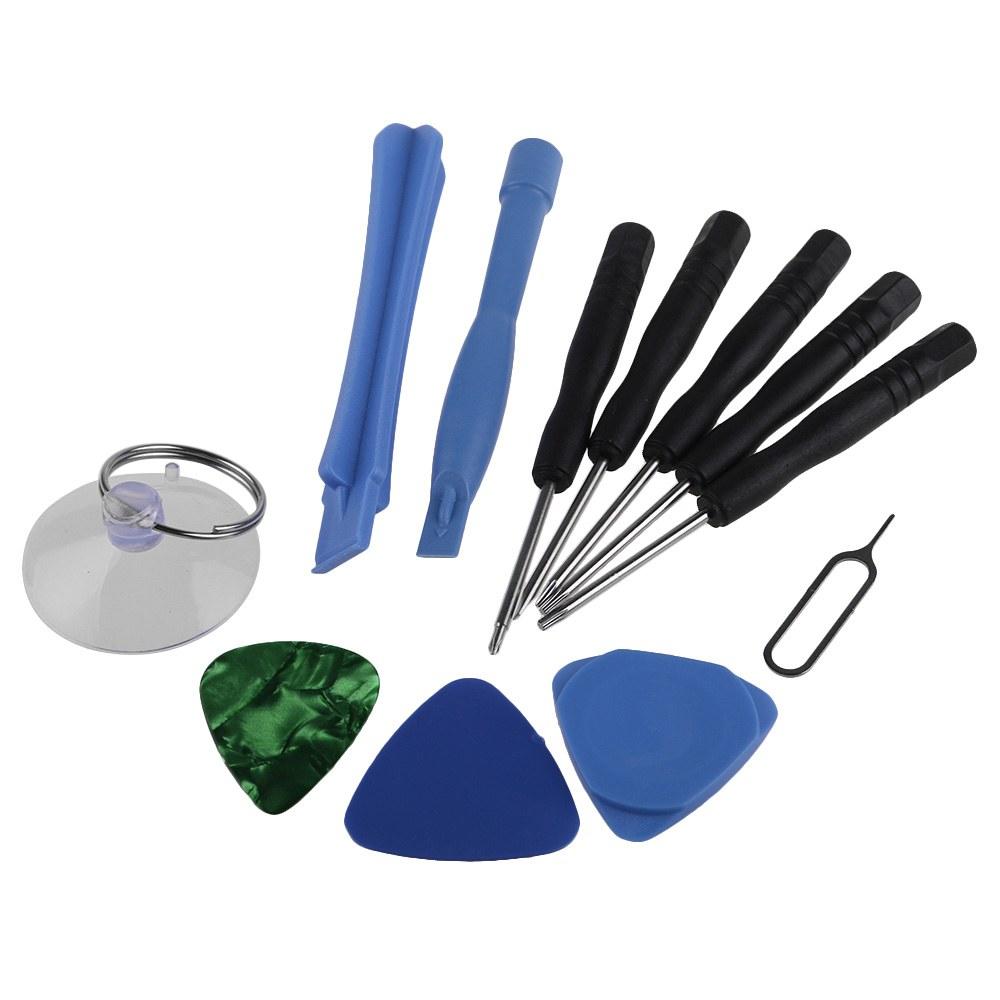 13 in 1 phone screen opener screwdriver repair tools kit set for iphone samsu. Black Bedroom Furniture Sets. Home Design Ideas