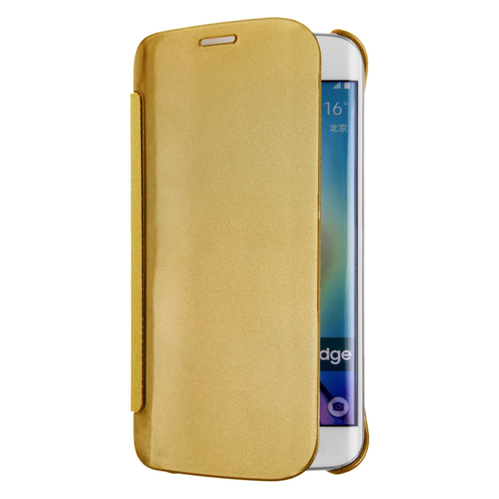luxury flip hard pc clear view case cover for samsung. Black Bedroom Furniture Sets. Home Design Ideas