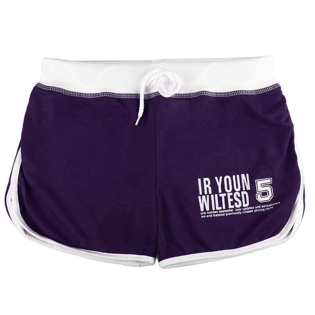 damen shorts sport hotpants sportshorts kurze laufen yoga. Black Bedroom Furniture Sets. Home Design Ideas