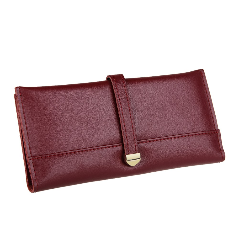 2015 New Vogue Ladies Womens Real Leather Wallet Purse ...