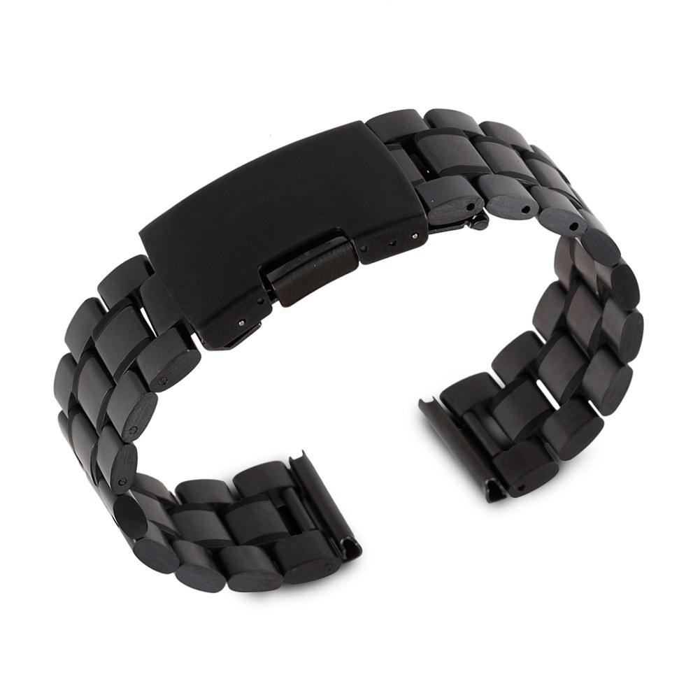 edelstahl uhr armband f r samsung galaxy gear 2 r380. Black Bedroom Furniture Sets. Home Design Ideas