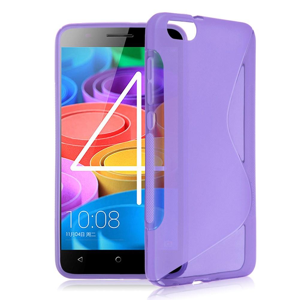 Handy Hülle Tasche Für Huawei Honor 4X / 4C Schutzhülle Etui Case Silikon Cover