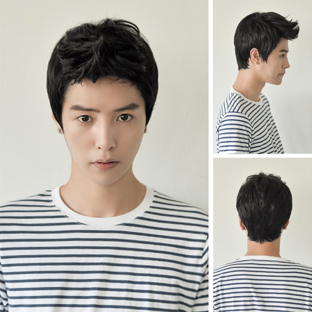 Short Hair Cosplay Male 91