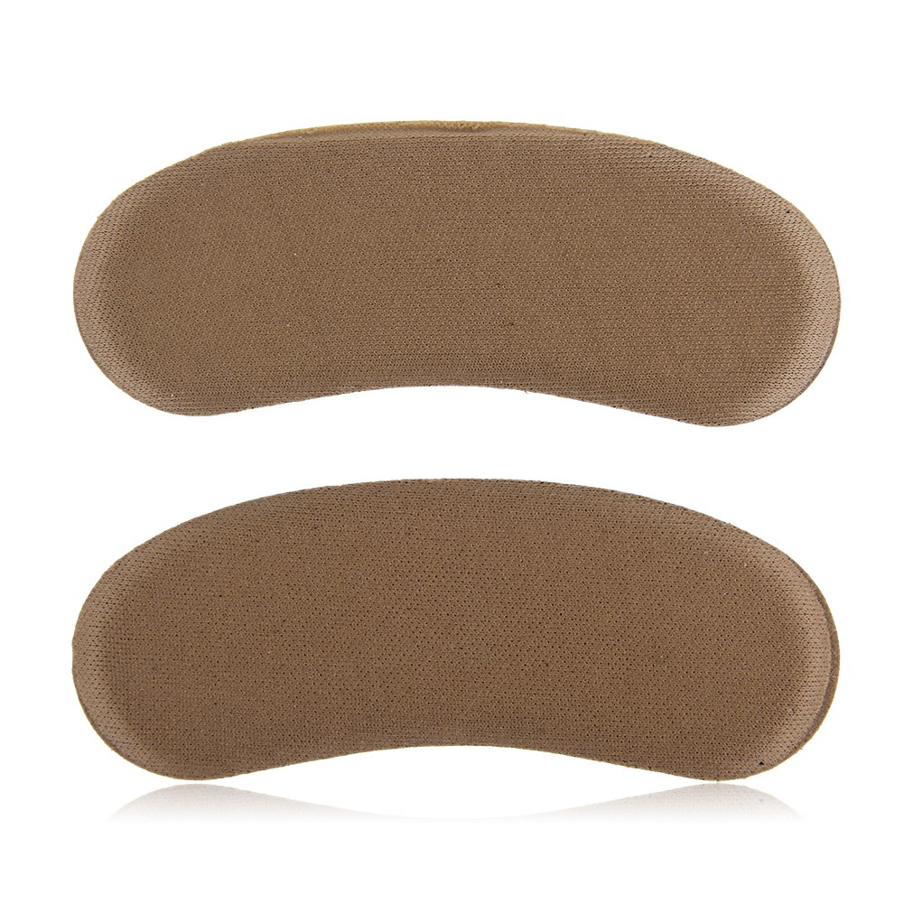 wholesale sticky fabric shoe back heel inserts insoles