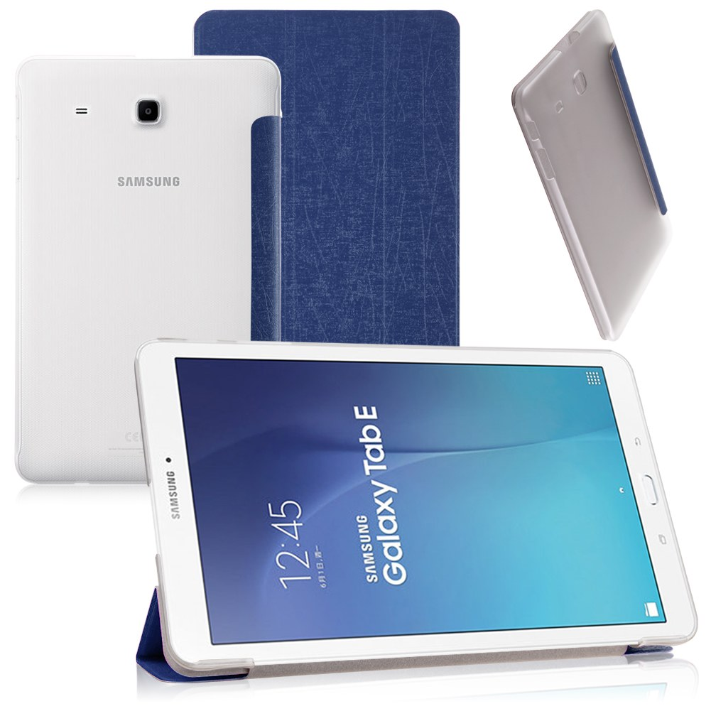 book cover samsung galaxy tab e 9 6 pouces sm t560 t561