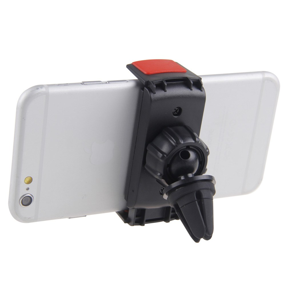 360 car air vent auto lock mount cradle holder stand for smart cell phone gps ebay. Black Bedroom Furniture Sets. Home Design Ideas