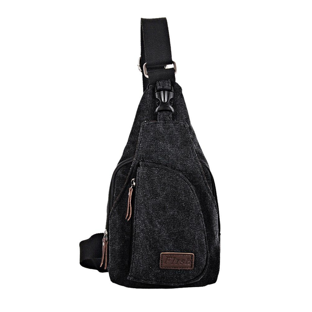 Men's Canvas Satchel Military Bag CrossBody Handbag Messenger ...