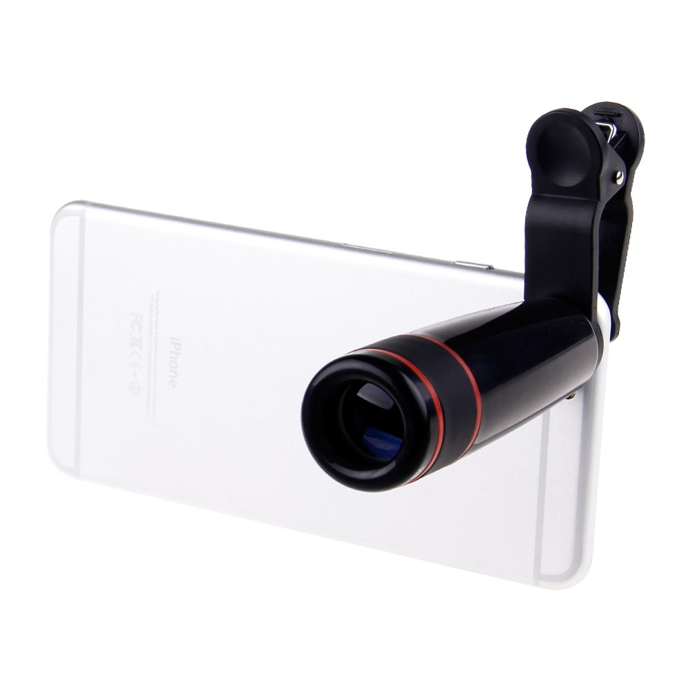 8x zoom telephoto optical camera lens telescope for iphone for Fenetre zoom iphone x