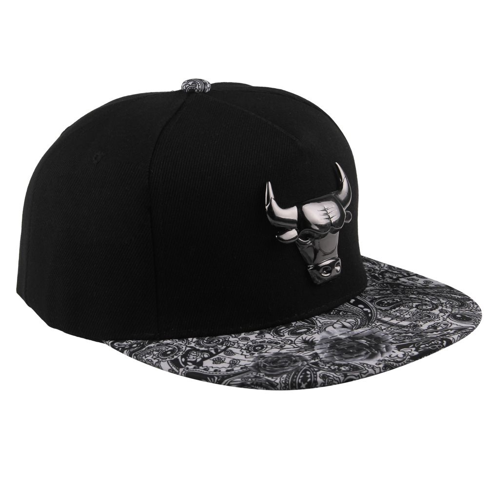 Fashion trend Men's Snapback adjustable Baseball Cap Hip ...