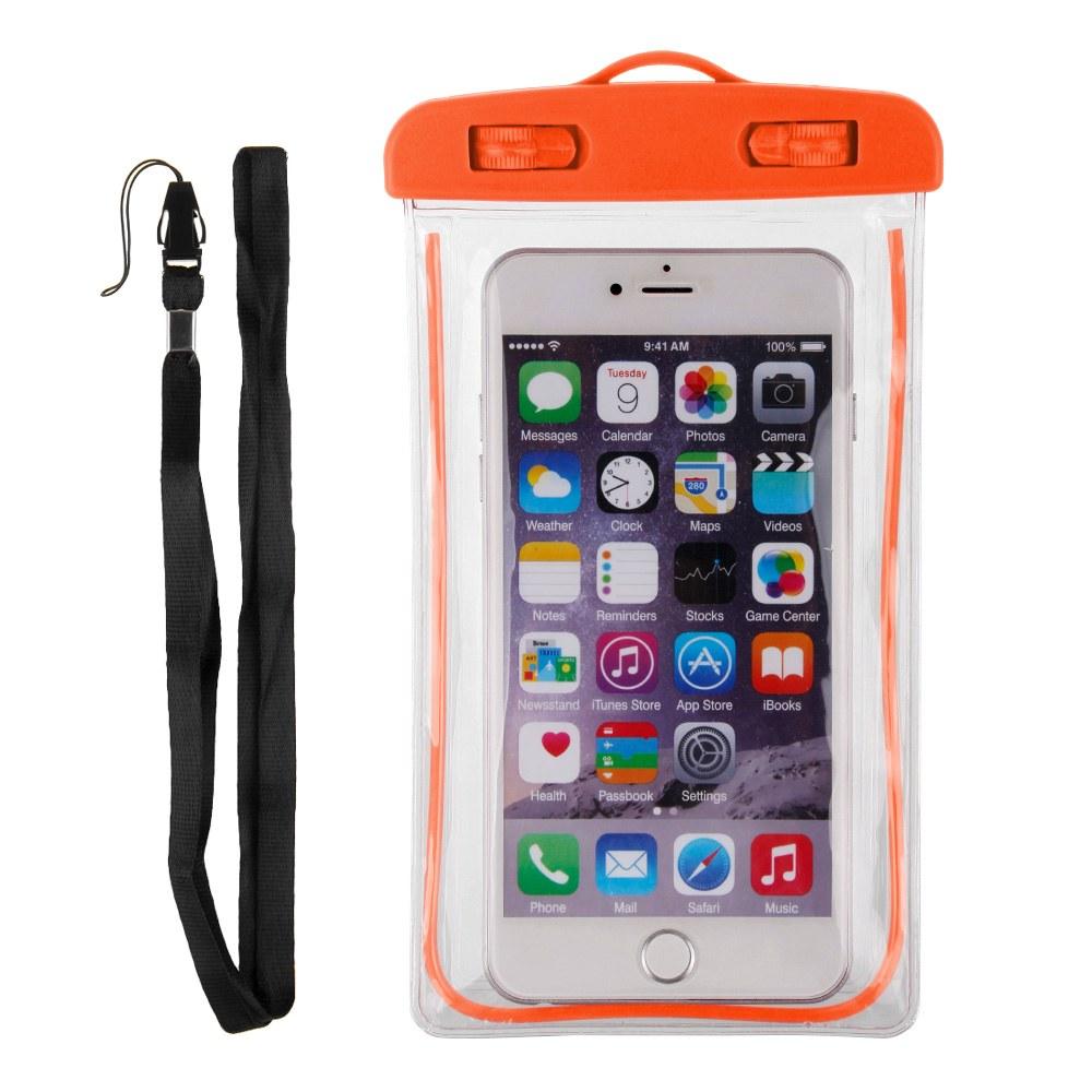 noctilucous waterproof underwater pouch bag pack case cover skin for cell phones ebay. Black Bedroom Furniture Sets. Home Design Ideas