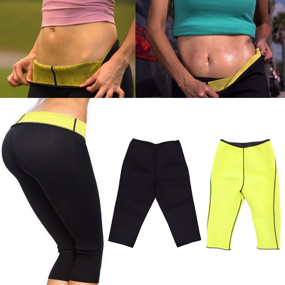 Awesome Hot Slimming Womens Neoprene Pants Are Sports Clothes And Daily Use Designed Neoprene Increases Body Temperature Helping The Body To Sweat More Than Other Sports Garments And Daily Use It Is Designed To Sweat More,