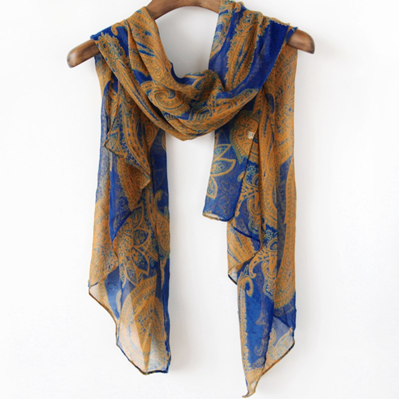 fashion cotton scarf wrap shawl