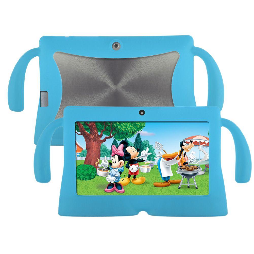 Cute Kids Soft Silicone Cover Case for 7'' iRulu A23 Vuru ...