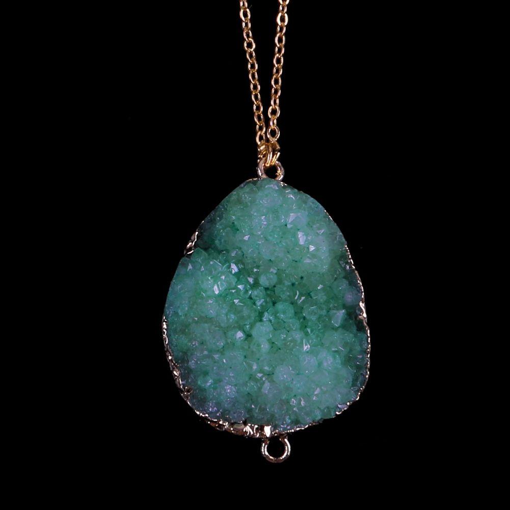 Natural Quartz Crystal Stone Point Chakra Healing Gemstone