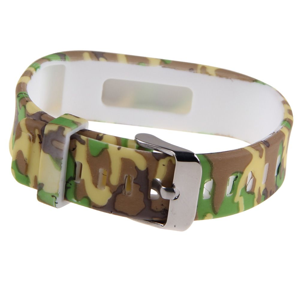 patterns replacement tpu wristband band w metal buckle