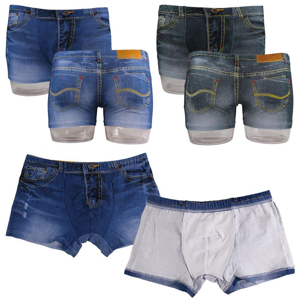 Sexy underwear cotton polyester underpants cuecas boxers men s shorts