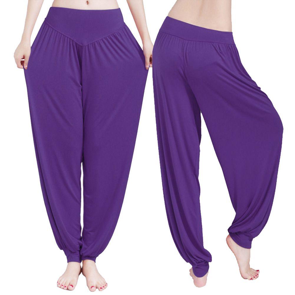 Luxury Hot Womens Harem Pants Casual HipHop Jazz Dance Low Crotch Trousers