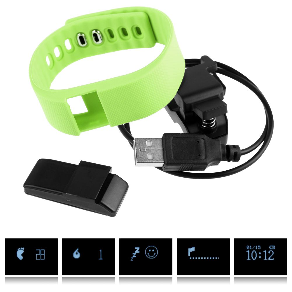 smart wrist band bracelet health fitness tracker